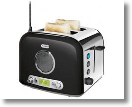 Breville 2 Slice Radio Toaster Is Great For Multi-Taskers