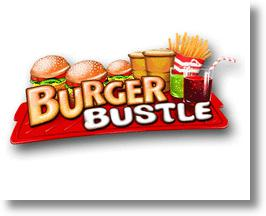 Burger Bustle Video Game