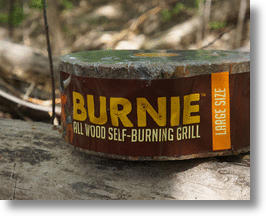 Burnie Self-Burning Grill