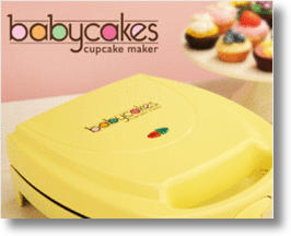 Babycakes Cupcake Maker