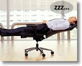 180-Degree Reclining Office Chair for Your Dream Job