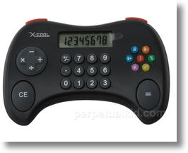 X-cool calculator.
