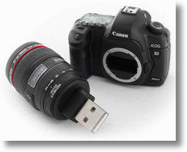 USB Drives For The Photography Buffs: Say Cheese And Plug It In