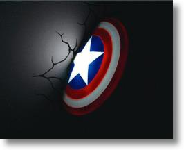 Which Marvel Hero will smash your walls?`