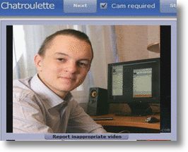 Andrey Ternovskiy, Founder of Chatroulette