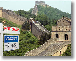 Real Estate Spam Drives Chinese to the Nuthouse &amp; the Outhouse