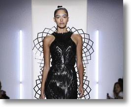 Chromat Adrenaline Dress