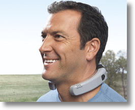 CoolWare Personal Cooling System: The Air Conditioner You Can Wear Around Your Neck