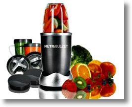 Magic Bullet NutriBullet Countertop Blender