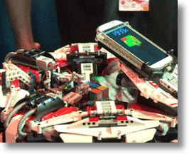 Lego Robot Breaks World Speed Record On Rubik's Cube Puzzle