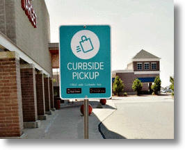 Curbside App Pickup image via Curbside Facebook