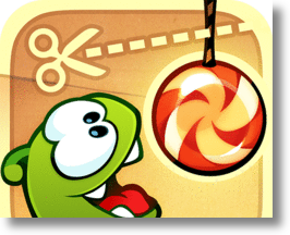 Cut The Rope video game