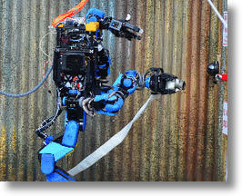 Google's Team Schaft Withdraws From DARPA Robotics Challenge