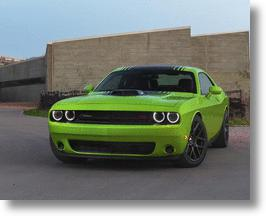 The New 2015 Dodge Challenger Is Even More Of A Blast From The Past