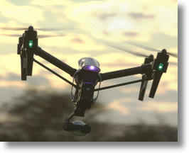 The DJI Inspire One Drone Looks Downright Awesome