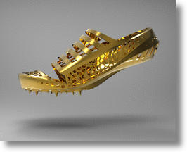 Designed To Win Track Shoe