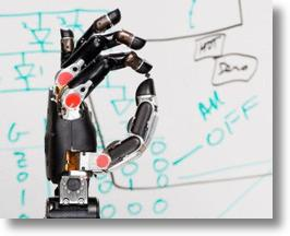 Robotic Hand Wired Into Brain