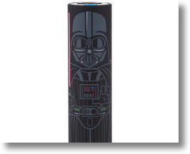 Star Wars Darth Vader Backup Battery/Charger image via Facebook