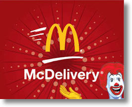 McDonalds Japan To Test Delivery Service In Tokyo