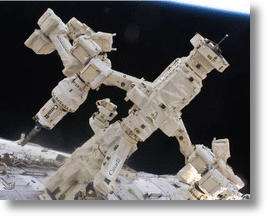 Repair Robot Dextre Makes Its Debut On The International Space Station