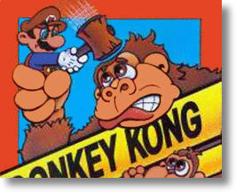 Donkey Kong Classic Video Game