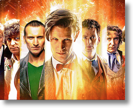 Whovians Who've Stood The Test Of Time Enter Social Media Era