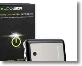 Review: RavPower Dynamo On-The-Go Power Bank