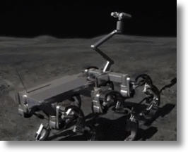 ESA Concept Robot Looks Towards The Next Frontier Of Space Exploration