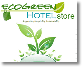 EcoGreenHotel Store Launches