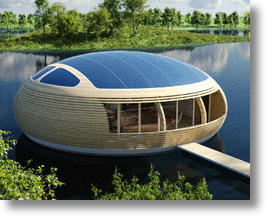 Environmentally friendly housing