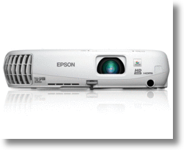 Epson Powerlite 750HD