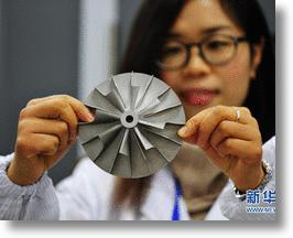 Chinese 3D Printer Uses Lasers To Manufacture Metal Items In Space