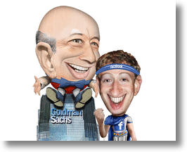 Facebook-Goldman-Sachs Deal!