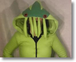 The Fleece Cthulhu Hoodie