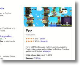 Google's Finally Added Video Games To Its Knowledge Graph