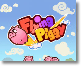 &#039;Flying Piggy&#039; Picks Up Where Angry Birds Leaves Off