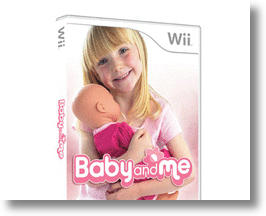 Nintendo Isn't Kidding With The 'Baby And Me For Wii' Doll Controller