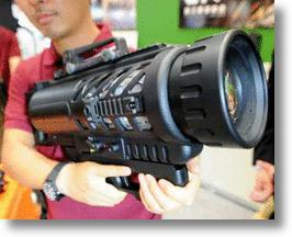 Dogstar Portable LED Searchlight Shines at RISCON Safety & Security Trade Show