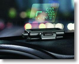 "Garmin HUD+ Adds GPS Info & Social Media To ""Any Vehicle"" Head-Up Display"