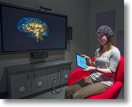 See Your Thoughts With Glass Brain