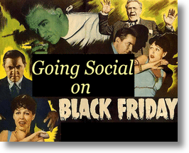Social Media & Black Friday