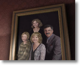 Gone Home Family Photo