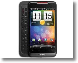 HTC's Android Smartphone, the Merge