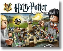 Harry Potter - The LEGO Hogwarts Game