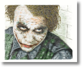 Heath Ledger (as The Joker)