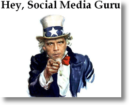 Hey Social Media Guru, Obama Wants You!