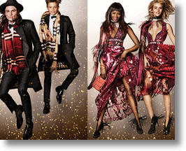 Burberry-Google Holiday Fesitival