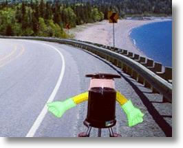 The Hitchbot Is A Robot That'll Be Hitch-Hiking Across Canada