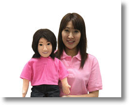 Robot Mini-Me Looks Like You, Speaks With Your Voice