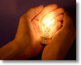 Idea in your hands invention as hobby or business